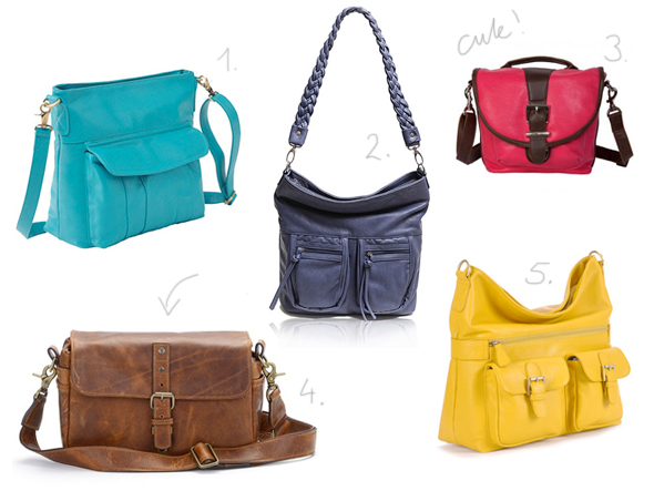5 stylish camera bags for women