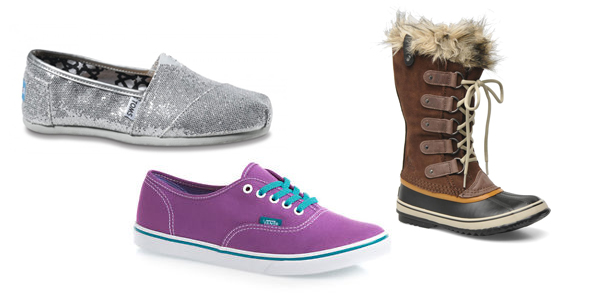 Holiday Gift Guide - comfortable shoes