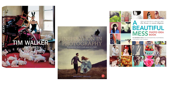 Holiday Gift Guide - photography books
