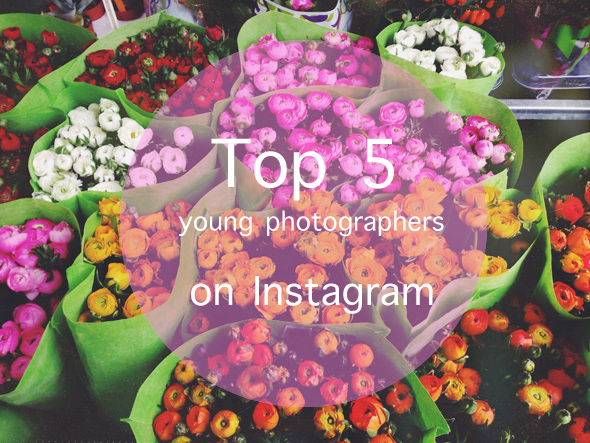 Top Young Photographers on Instagram