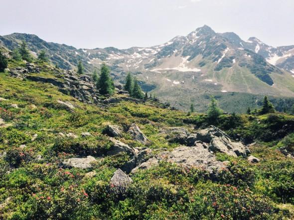 Mountainlove - Eva Thöni