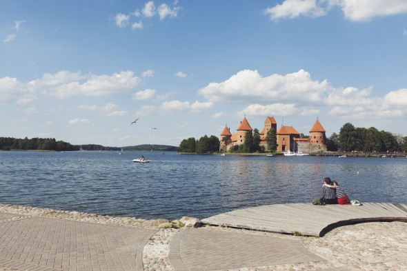 Beautiful Lithuania - Trakai
