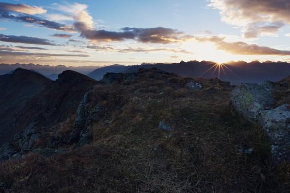 Sunrise crew - Sonnenaufgang in Tirol