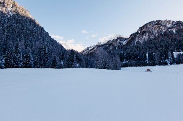 Winter landscape in Austria - by Eva Thöni
